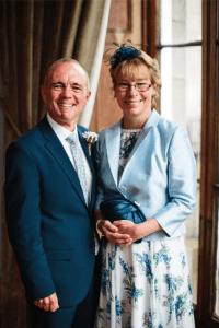 David & Christine - 2016