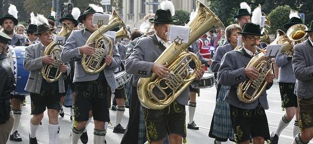 German Brass Band