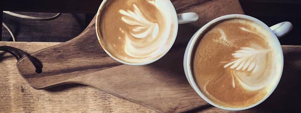 Coffee is inspiring