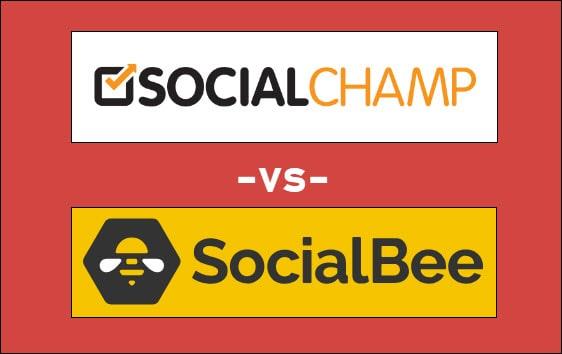 Social Champ vs Social Bee