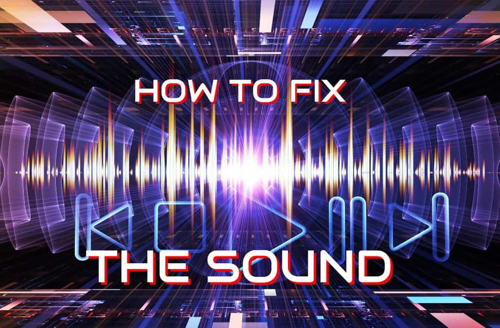 Audio fluxuations Loom Sendspark Fix