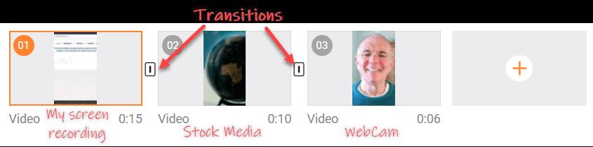 FlexClip - Transitions