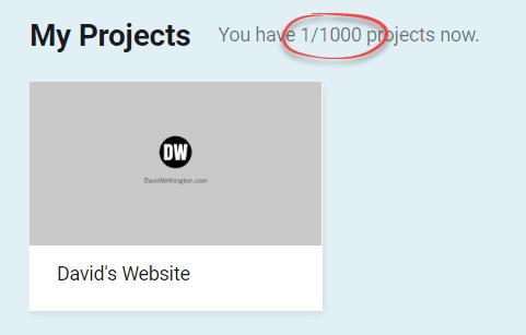 Flexclip Premium 1000 Projects